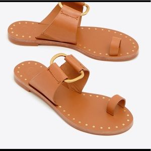 🔥 Authentic Tory Burch Studded Sandals 🔥